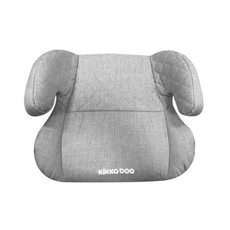 Kikka boo Стол за кола 2 3 от 15 до 36 кг Groovy ISOFIX Light Grey