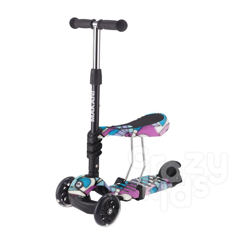 Kikka boo Тротинетка 3 в 1 Ride and Skate