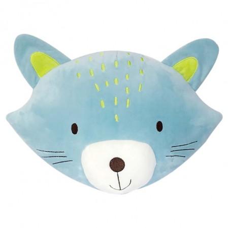 Kikka boo Плюшена възглавница играчка Kit the Cat