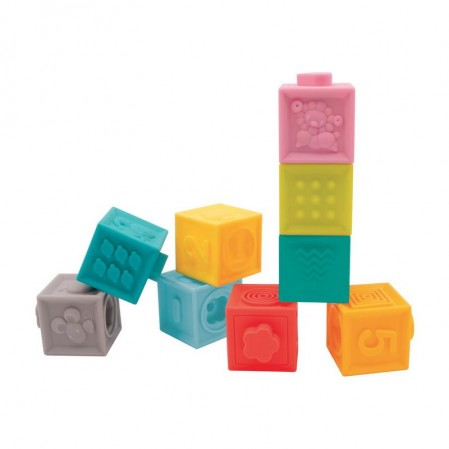 Ludi Бебешки релефни кубчета