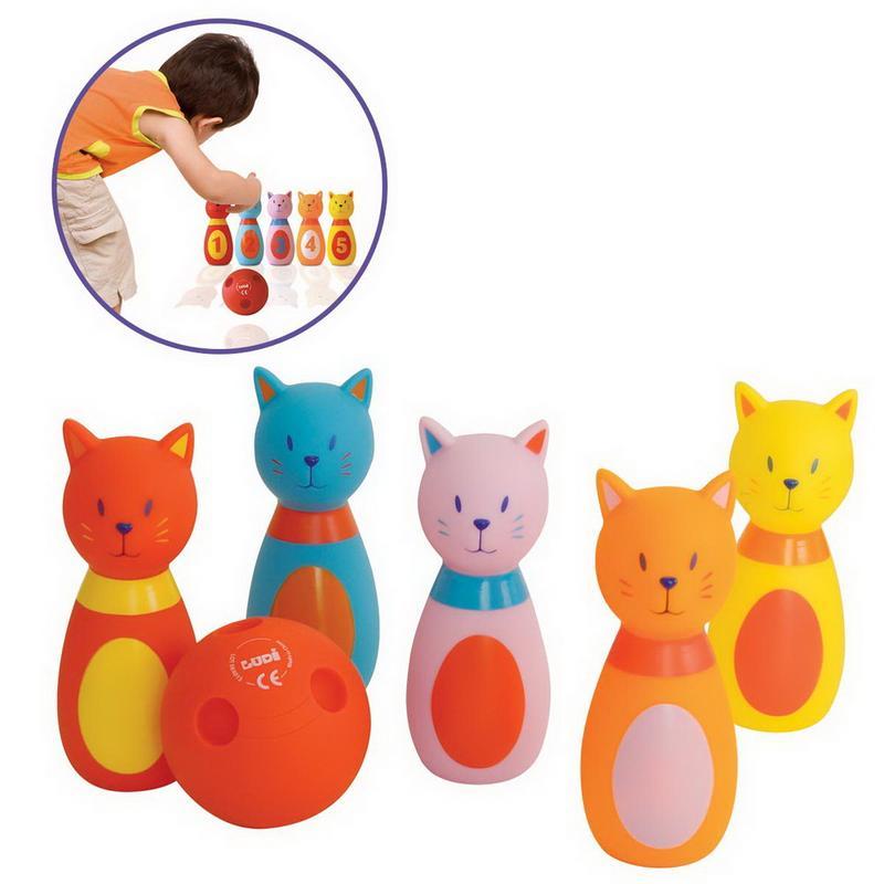 Ludi Детски боулинг Котки