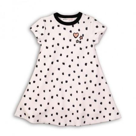 Детска рокля Minoti с къс ръкав