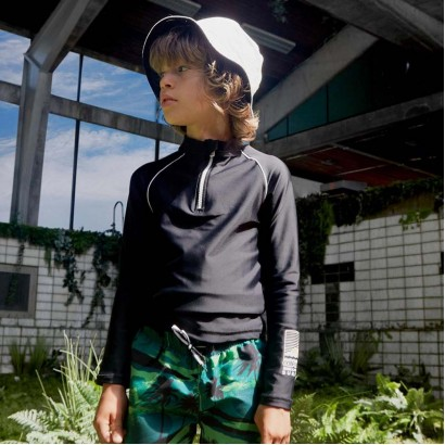 Детски плажни бермуди Molo за момче с връзки