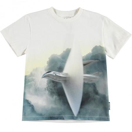 Детска тениска Molo за момче с принт отпред