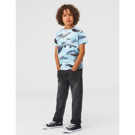 Детска тениска Molo за момче с принт самолети