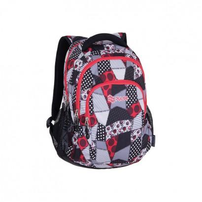 15894d72959 Ученически раници, чанти и несесери Pulse | Crazy Kids