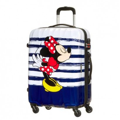 Samsonite Спинер на 4 колела Disney Legends 65 см Minnie Kiss AT