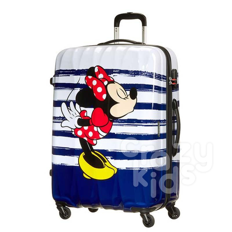 Samsonite Спинер на 4 колела Disney Legends 75 см Minnie Kiss AT