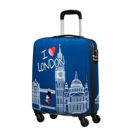 Samsonite Disney Legends Спинер Mickey London