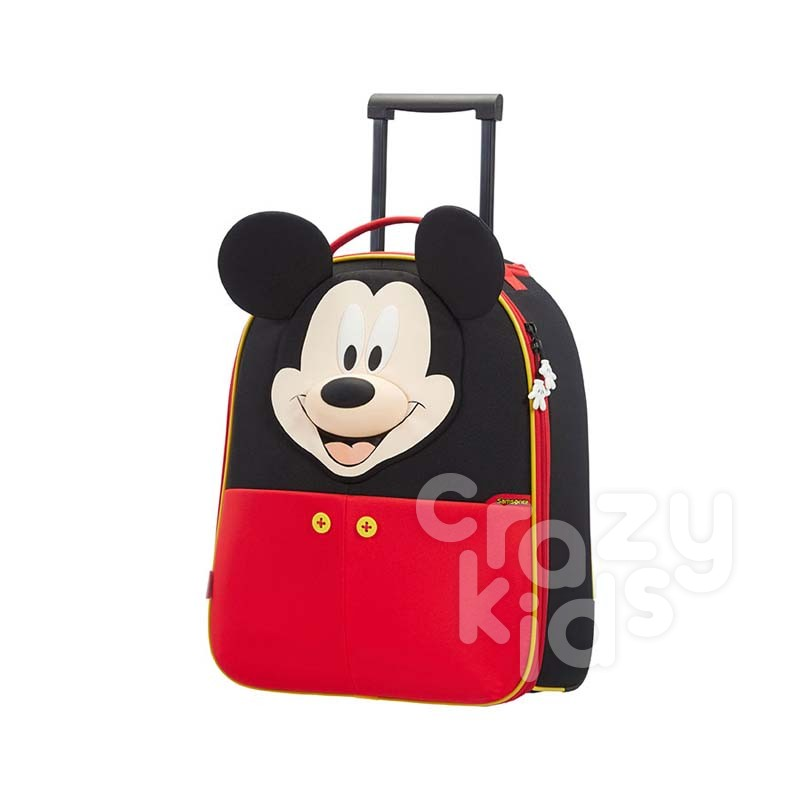 Samsonite Disney Ultimate Детски куфар Mickey Classic на 2 колела