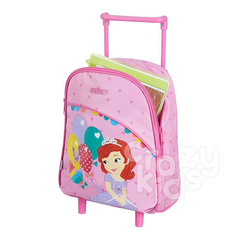Samsonite New Wonder Чантичка на колела Sofia The First