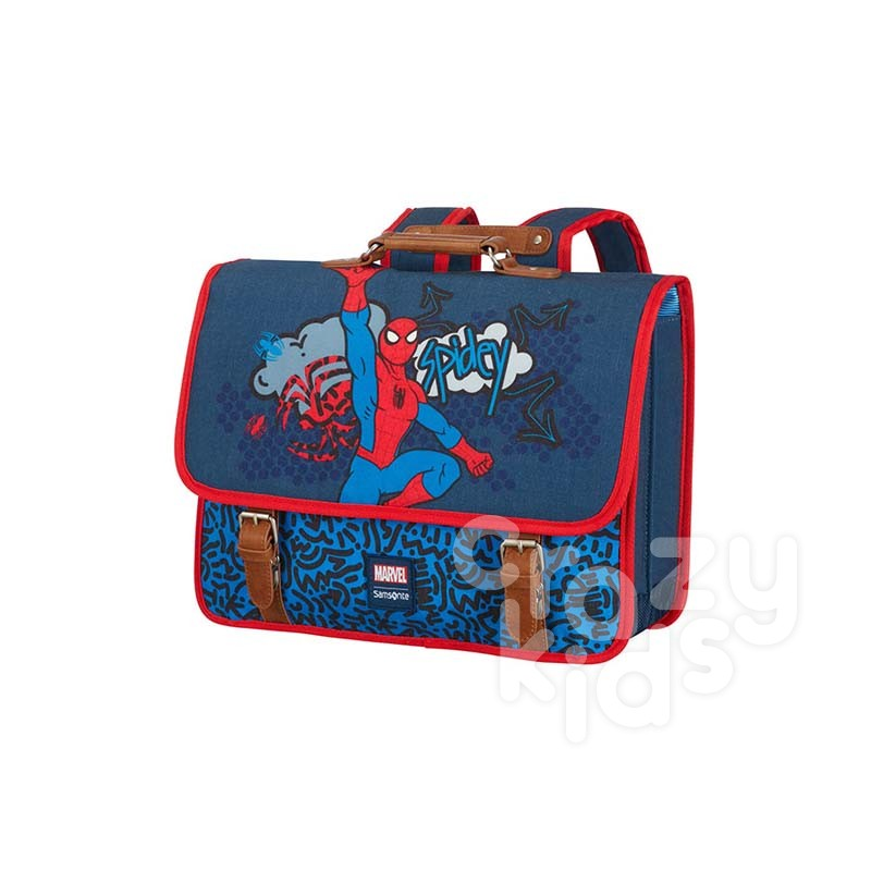Samsonite Stylies Disney Ученическа раница Spiderman Pop