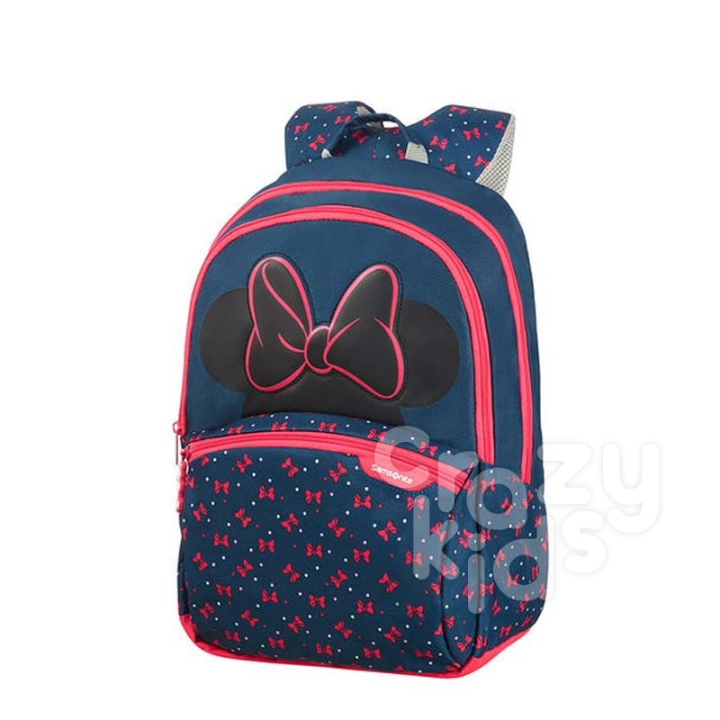 Samsonite Детска раничка Disney Ultimate Minnie Neon размер М