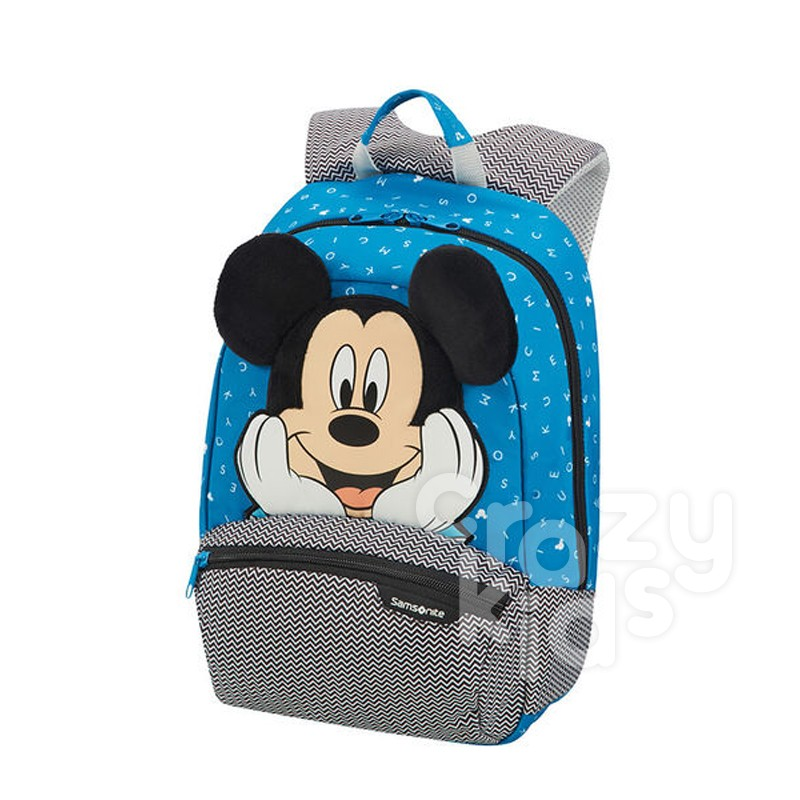 Детска раничка Samsonite размер S plus Disney Ultimate Mickey Letters