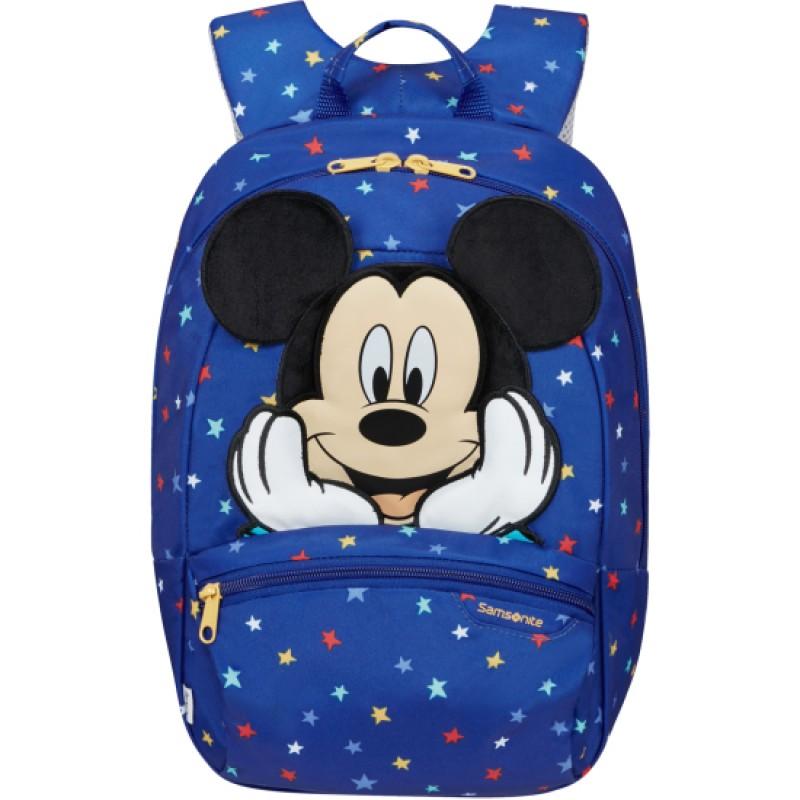 Детска раничка размер Disney S Plus Ultimate 2 Mickey Stars