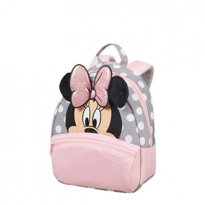 Samsonite Детска раничка размер S Disney Ultimate 2 Minnie Glitter