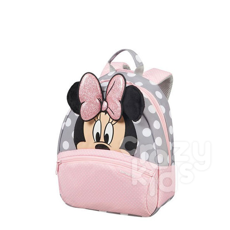 Samsonite Детска раничка размер S Disney Ultimate 2 Minnie Glitter