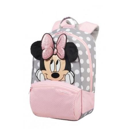 Samsonite Детска раничка размер S PLUS Disney Ultimate 2 Minnie Glitter