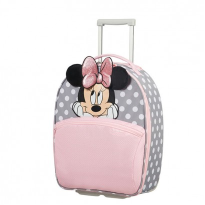 Куфар Samsonite на две колела 49 см Disney Ultimate Minnie Glitter