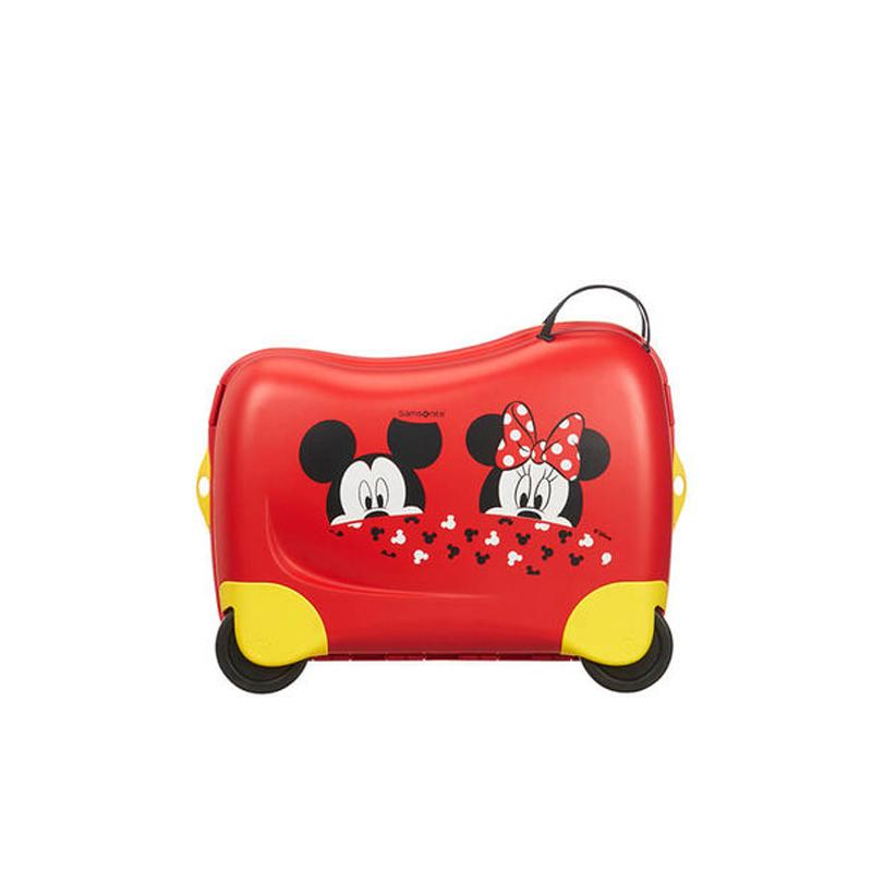 Спинер на четири колела Samsonite Dreamrider 39 см височина Mickey-Minnie Peeking