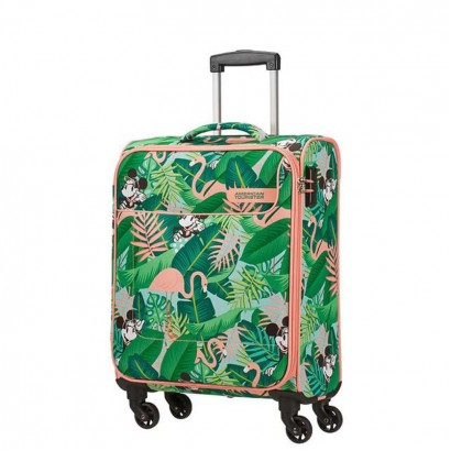 Samsonite Аmerican Tourister спинер на 4 колела Funshine Disney Minnie Miami Palms