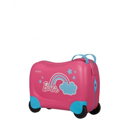 Samsonite Спинер на 4 колела Dreamrider 39 см Barbie Pink Dream