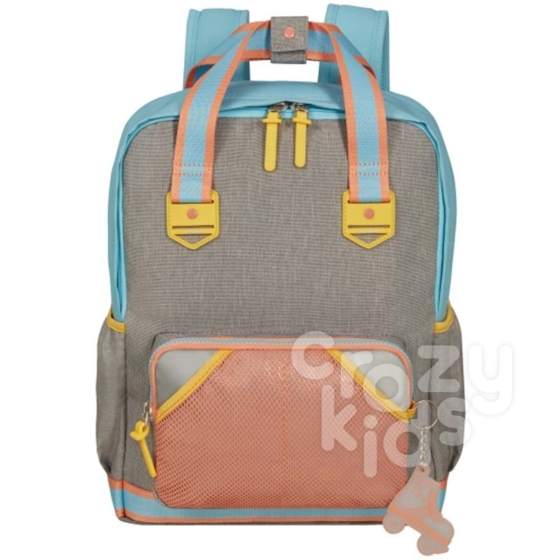 Samsonite Ученическа раница Sam School Spirit M Peach