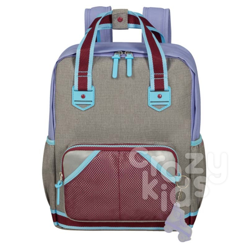 Samsonite Ученическа раница Sam School Spirit M Lilac
