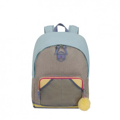 Samsonite Ученическа раница  Sam School Spirit L blue
