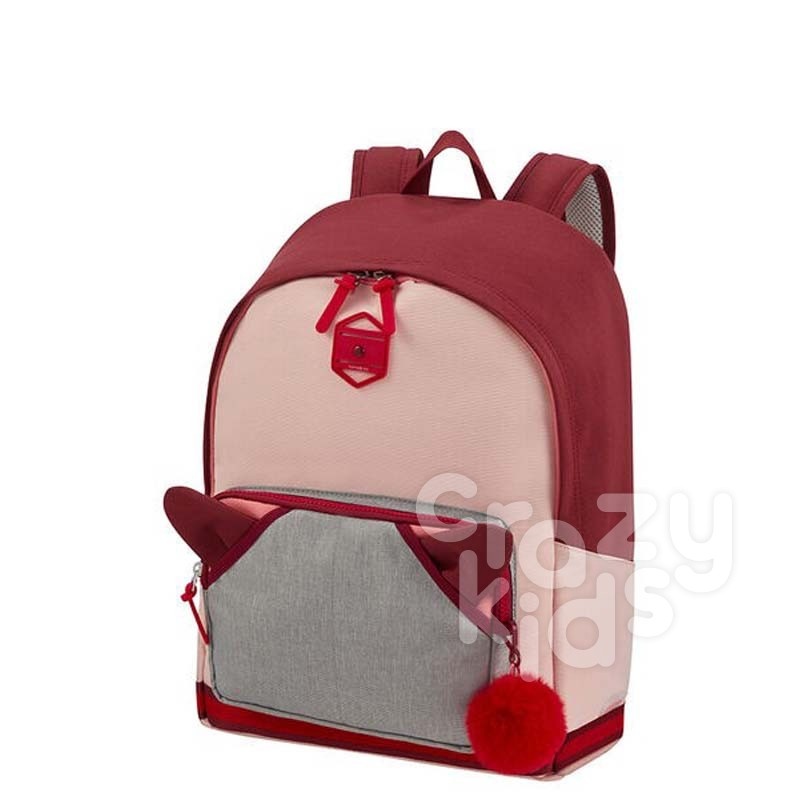 Samsonite Ученическа раница  Sam School Spirit L bordo