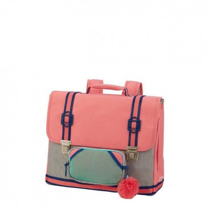 Samsonite Ученическа раница  Sam School Spirit M pink