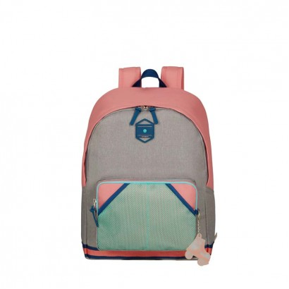 Samsonite Ученическа раница  Sam School Spirit L pink