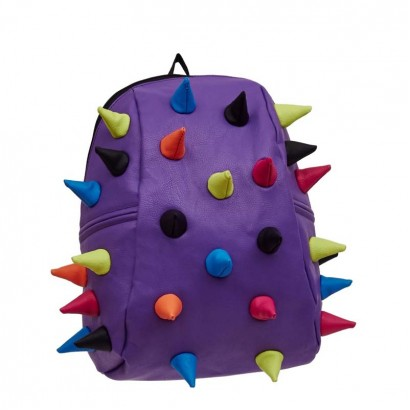 Samsonite AmericanKids MadPax раница Spike Half purple multi