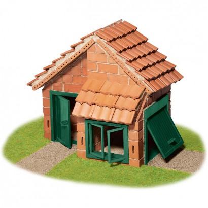 Teifoc Къщи с керемиден покрив – 2 модела, 200 части