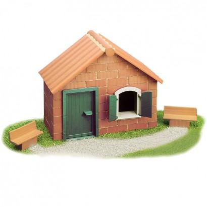 Teifoc Комплект за начинаещи, лятна къща – 110 части