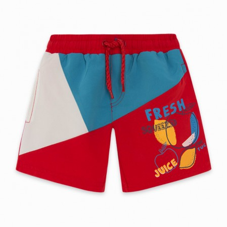 Детски плажни шорти Tuc tuc Fresh за момче