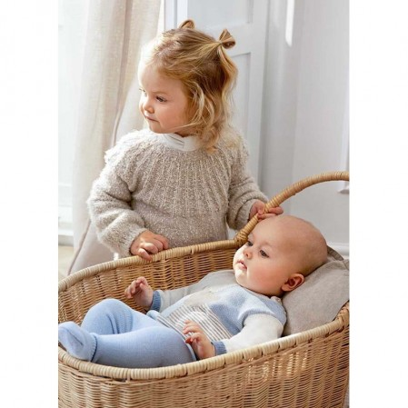 Бебешки сет с ританки Mayoral за момче