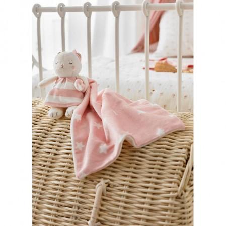 Бебешко одеяло Mayoral с животинче
