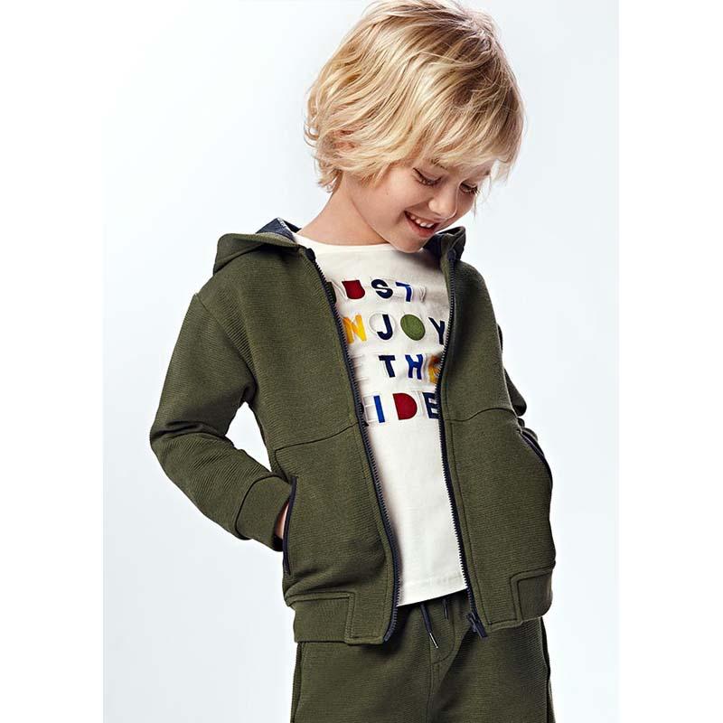 Детски суичер Mayoral с ластик за момче