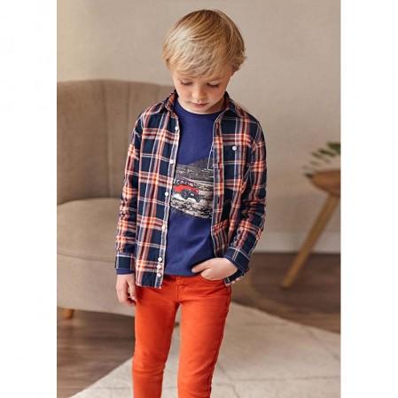 Детски Slim панталони Mayoral за момче