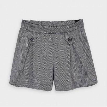 Къси детски панталони Mayoral с басти