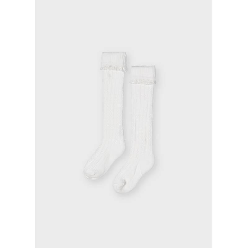 Меки детски чорапи Mayoral за момиче