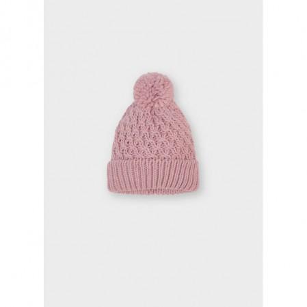 Плетена детска шапка за момиче Mayoral