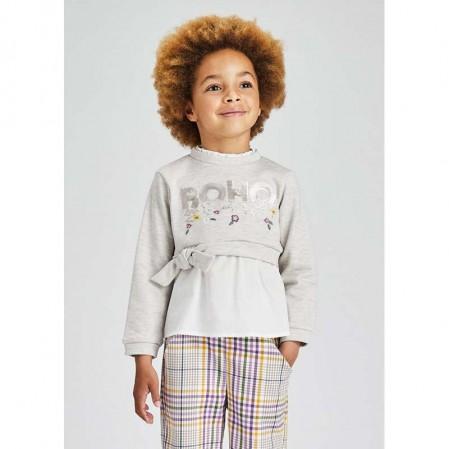 Детска блуза Mayoral Boho за момиче