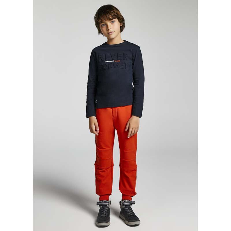 Детски спортен панталон Mayoral с джобове за момче