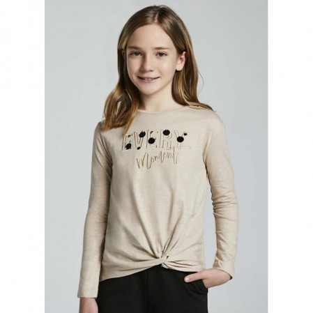 Детска блуза Mayoral Every moment за момиче