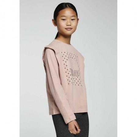 Детска блуза Mayoral за момиче с дълги ръкави