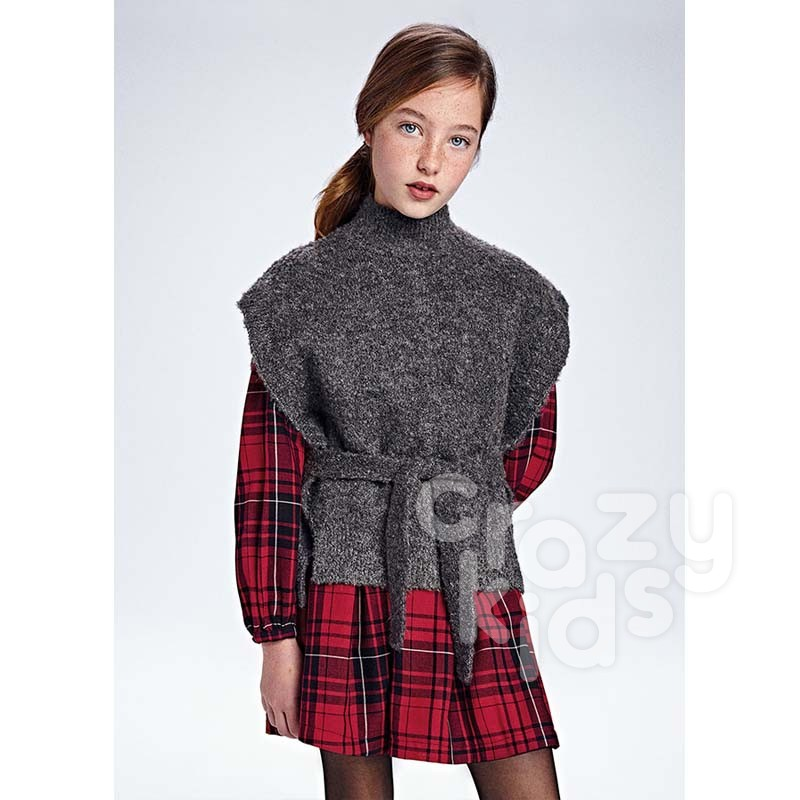 Детски плетен елек Mayoral за момиче