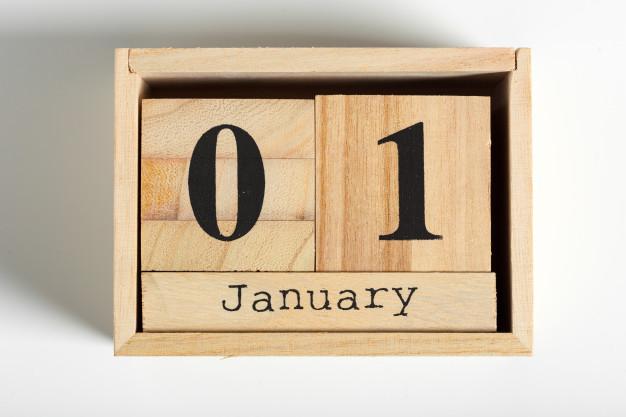 1-ви януари - Васильов ден