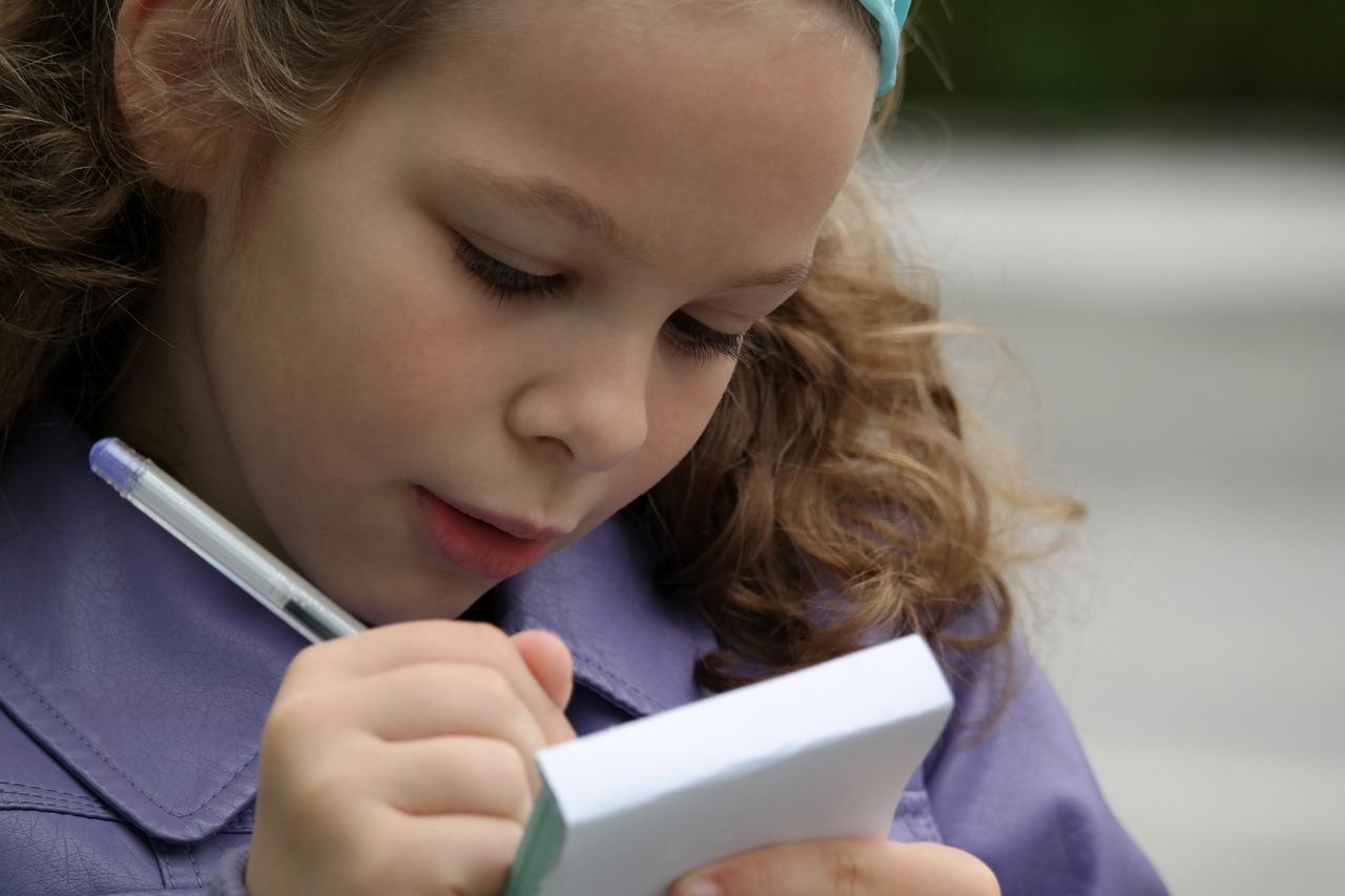 Дете водолей мечтае да стане писател